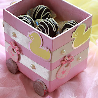 Chocolate Cake Balls - Christmas Treats!