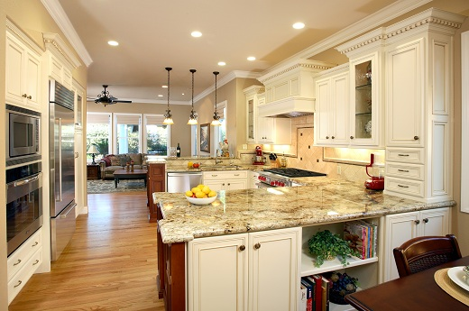 Photo: Gayler Construction - Kitchen Remodel