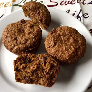 Pumpkin Bran (Brankin) Muffins
