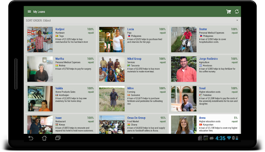 Kiva Search- screenshot thumbnail