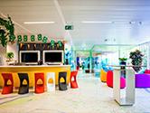 Google's Europe Office in Brussels, Belgium.