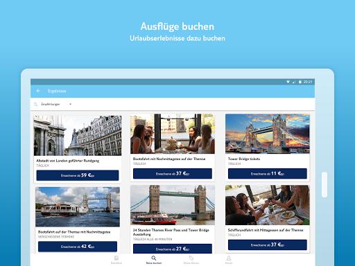 MEINE TUI Urlaub & Reiseportal fu00fcr Ihre Reise 11.8.65 screenshots 11