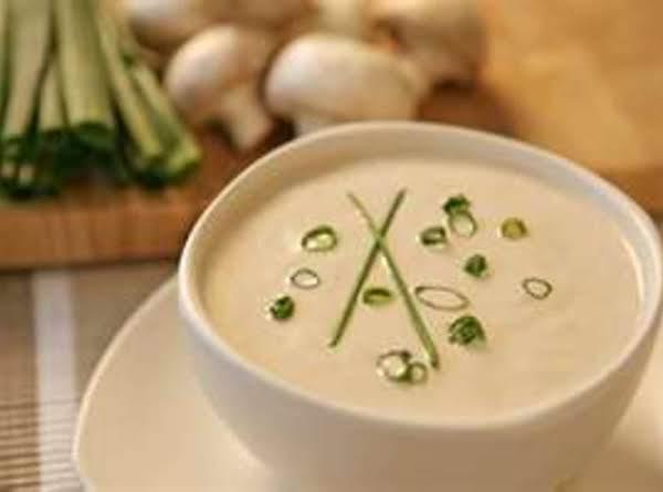 Swedish Cream Of Mushroom Soup (champinjonpure) Recipe