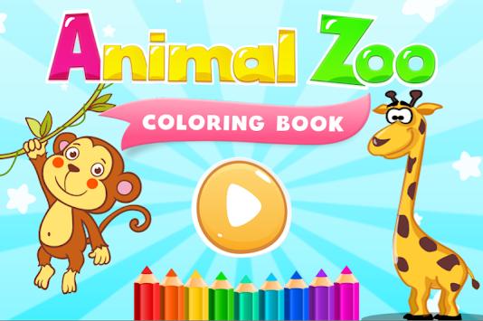 Download Buku Mewarnai Binatang Kebun Binatang Apk Latest Version