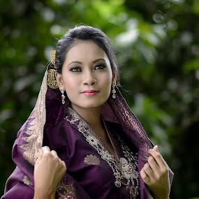 cik pipi #2 by Tuty Ctramlah - People Portraits of Women