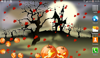Screenshot of FGG Happy Halloween Free