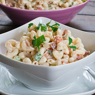 Macaroni Salad Bacon Recipes