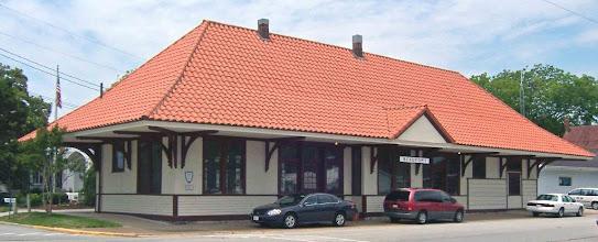 Photo: Old Beaufort Depot on Broad Street