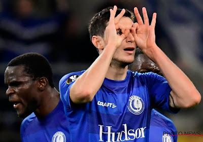 """""""Kon nog beter doen"""": De fenomenale cijfers van Roman Yaremchuk voor Gent dit seizoen"""