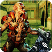 Zombie Hunter: War of the dead MOD APK 1.0.1 (Earn 100 Medals)