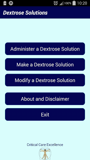 Paramedic Dextrose Solutions