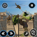 Incredible Monster Army Prison escape: Army Games