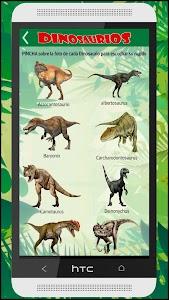Guia Dinosaurios Prehistóricos screenshot 2
