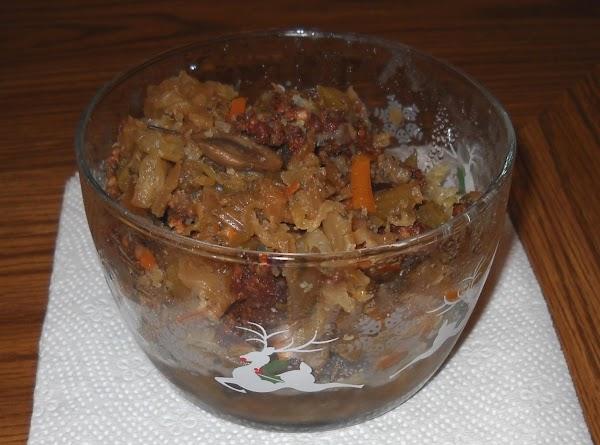 Low Carb Sausage And Veg Recipe
