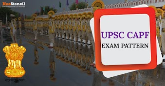 CAPF Exam Pattern 2020 and Syllabus