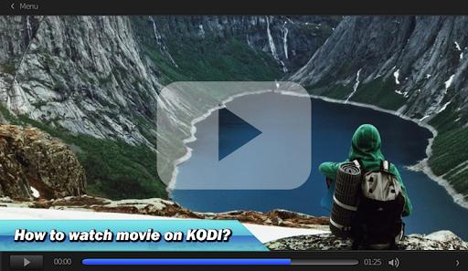 Guide TV Movie Kodi 1.0 screenshots 2