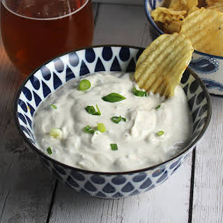 Spicy Green Onion Dip.