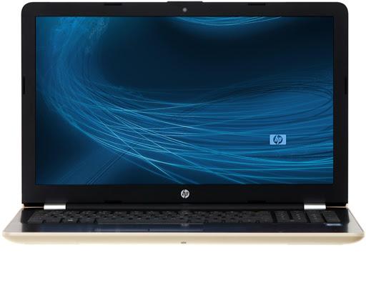 Máy tính xách tay/ Laptop HP 14-bs567TU (2JQ64PA) (Vàng)