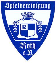 Photo: SpVgg Roth Logo Gross