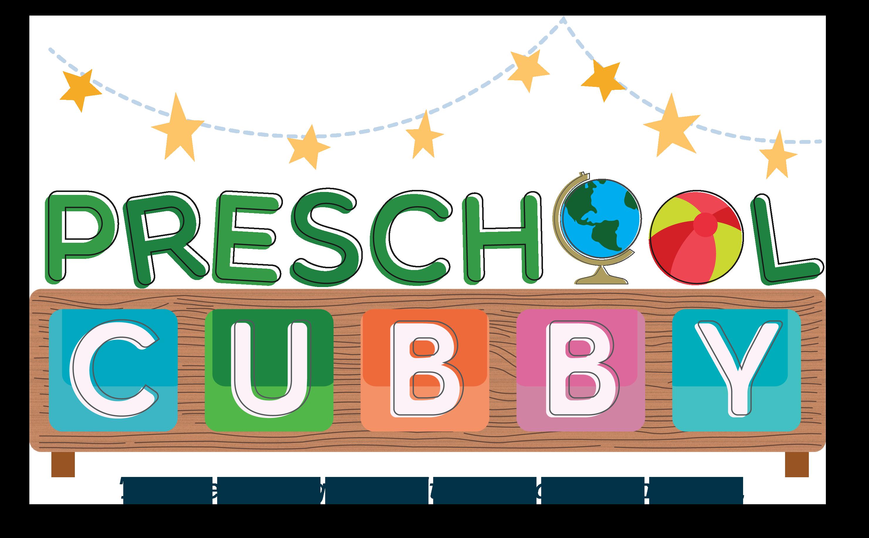 preschool cubby logo