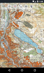 Russian Topo Maps Pro – Mod Android Updated 2