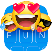 Emoji Keyboard - 800 Emoticons