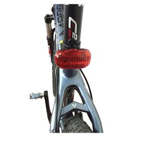 Far si stop bicicleta 5 LED