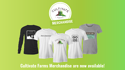 Cultivate Farms Merchandise