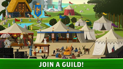 Questland: Turn Based RPG 3.13.0 screenshots 8