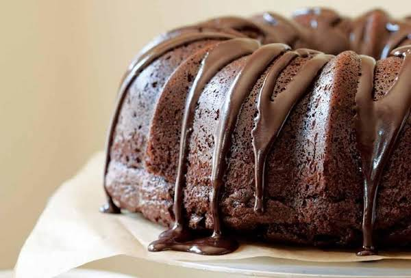 Insanely Chocolaty Chocolate Bundt Cake Recipe