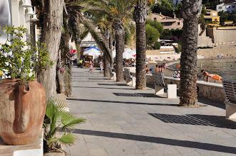 Photo: Moraira (Strand von El Portet)