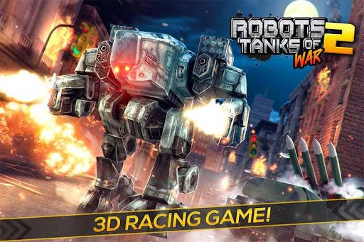 Robots Tanks 2 - 3D War Game 1.6.0 1