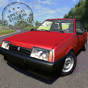 Driving simulator VAZ 2108 SE Premium