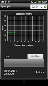 Speedpilot Pro screenshot 1
