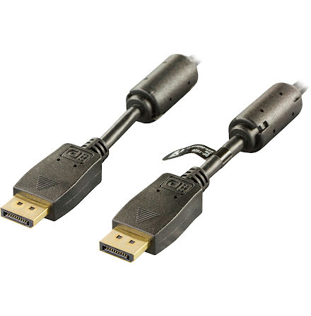 DisplayPort 20-pin ha-ha 2m