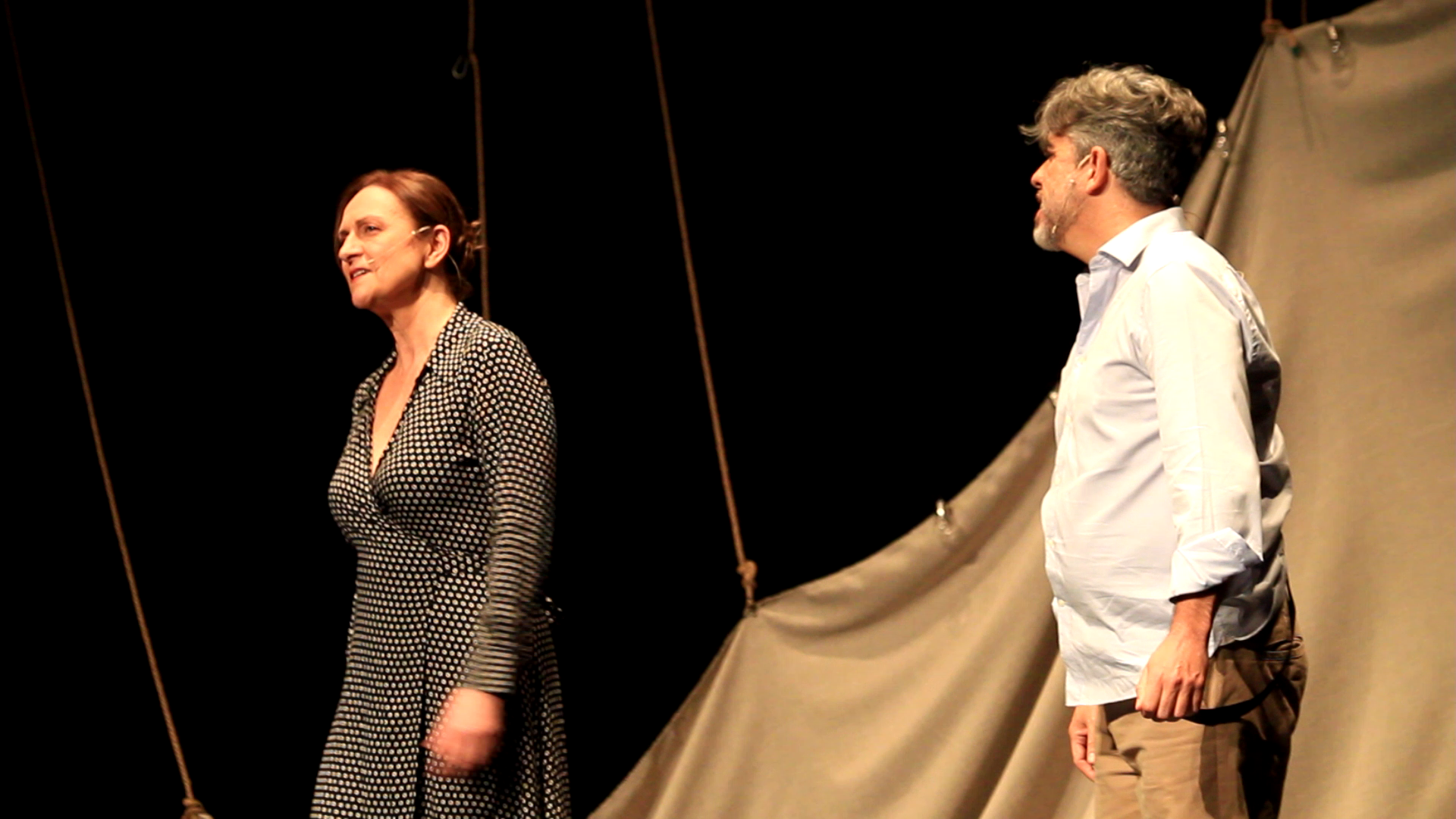 """El Teatro Florida acoge la representación de """"Ay, Carmela"""""""