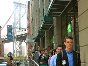 Photo: Brooklyn Bridge Etsy Exit