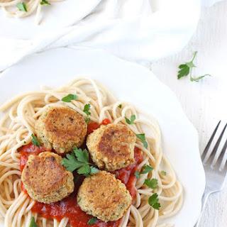 Vegetarian Meatballs.