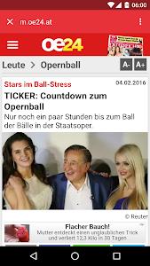 oe24 Breaking News screenshot 2