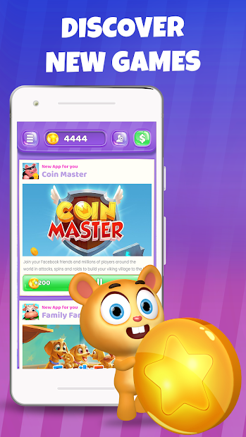 Coin Pop - Play Games & Get Free Gift Cards Android App Screenshot