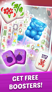 Mahjong City Tours: Free Mahjong MOD (Unlimited Money) 3