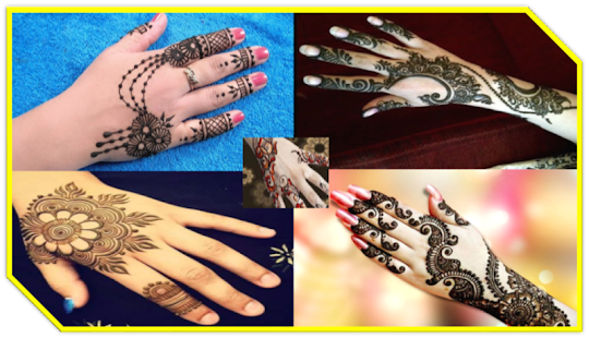 Fancy Mehndi Design Video - náhled