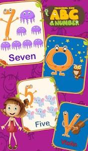 Preschool Kids ABC & Numbers v1.0.0