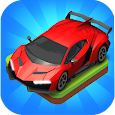 Merge Car game free idle tycoon
