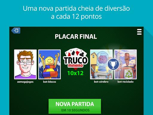 Truco Mineiro Online 3.8.0 screenshots 15