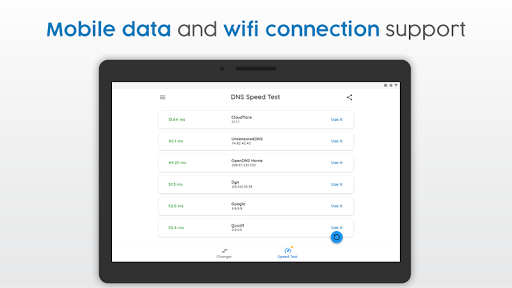 DNS Changer | Mobile Data & WiFi | IPv4 & IPv6 screenshot 17