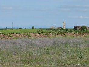 Photo: altitude de cette meseta :900m