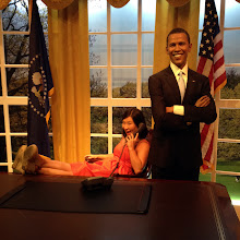 Photo: Madame Tussauds Hollywood http://ow.ly/caYpY