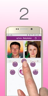 Baby Maker: predicts baby face Screenshot
