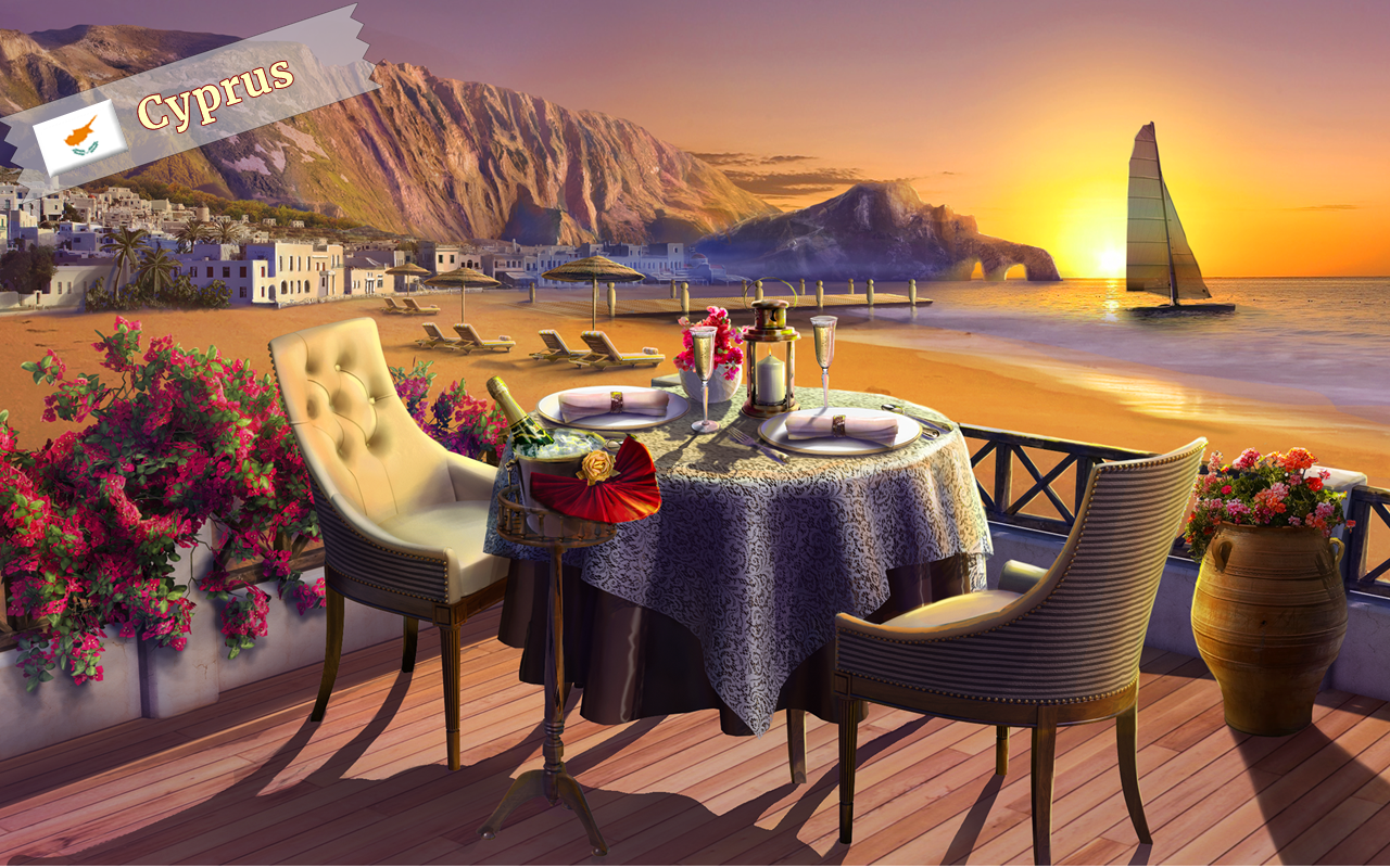 Secret Europe: Hidden Object- screenshot
